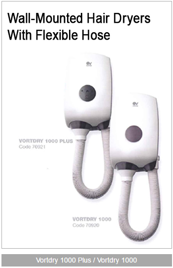 Hair Dryers – Vortdry 1000 Plus