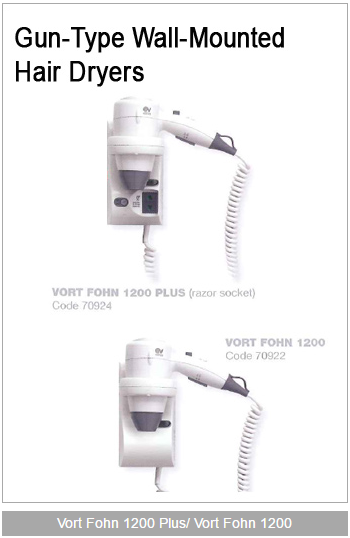 Hair Dryers – Vort Fohn 1200 Plus