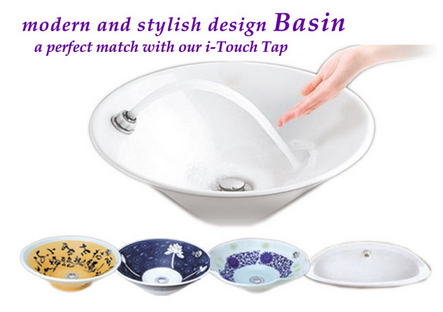 Modern Stylish Basins