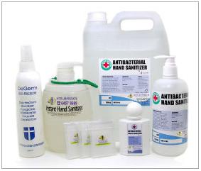 Antibacterial Toiletries